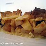recette Tarte aux pommes hollandaise (Dutch apple pie)
