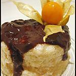 recette MOUSSE CHOCO-POIRE (AGAR AGAR)