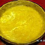 recette Pâte sablée en MAP (machine à pain)