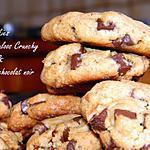 recette Ooo Cookies chocolat Crunchy ! ooO