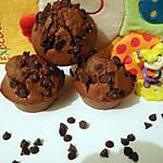 recette Muffins Choc'explosion