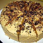 recette Gâteau au potiron