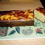 recette cake à l' ananas
