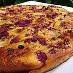 recette Mirliton Pommes-Framboises