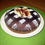recette Gâteau poire et chocolat préparé par (Adelice 8 ans)