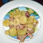 recette pommes de terre paysanne