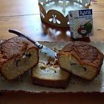 recette CAKE a la creme de noix de coco et ca  banane  (st martin caraibe)