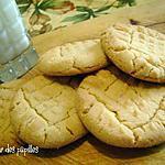 recette ~Les meilleurs biscuits au beurre d'arachides~