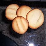 recette Biscuits au beurre de cacahuètes