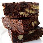 recette Brownies délicieusement chocolatés
