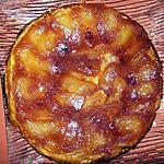 recette Tarte Tatin au beurre salé