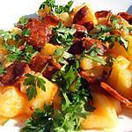 recette Sauté de pommes de terre au chorizo