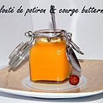 recette Ooo Velouté de potiron & courge butternut ooO