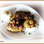 recette Poulet façon tandoori