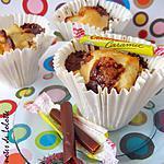 Gâteau au yaourt, pommes, rhum et carambar