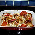 recette escalopes de dinde au four