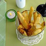 recette Frites belges.