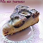 recette Gâteau pâtissier aux figues, à la crème d'amandes & à la fève Tonka