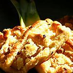 recette Crumble Ananas-Noix de Coco