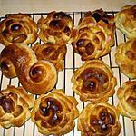 recette POMMES CANNELLE CREOLE