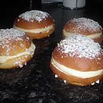 recette mini tartes tropéziennes