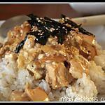 recette oyako-don, grand classique japonais !