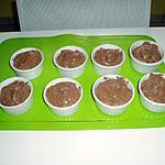 recette mousse au chocolat  allégé