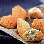 recette Madeleines au bleu d'Auvergne