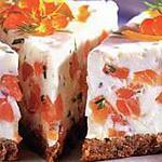 recette Cheesecake au saumon fumé