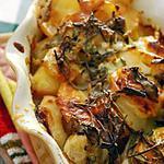 recette Gratin de légumes à la poire