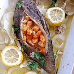 recette Sole farcie aux crevettes de Jamie Oliver