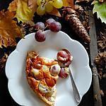recette Tarte aux raisins