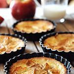 recette Flognarde aux pommes
