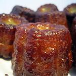 recette Cannelés bordelais à la pistache