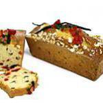 recette Cake aux fruits confits