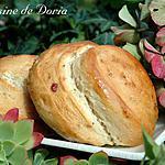 recette Petits pains de lait escargots aux épices