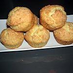 recette Muffins à la coco