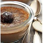 recette flan aux marrons ou châtaignes