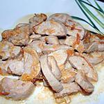 recette Rognons blancs d'agneaux