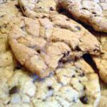 recette Cookies pate de speculoos et pépites de chocolat