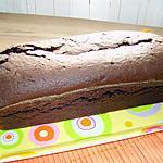 cake au chocolat noir fondant