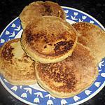 recette mini harchates(galettes de semoule fine)
