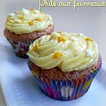 recette Cupcakes citron & crème