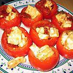 recette Tomates farcies au pavé d'Affinois
