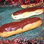 recette Eclairs au chocolat