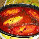 """recette quenelle au gruyere  de melayers"""""""" revisite """"""""en sauce tomate"""