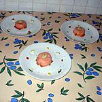 recette LES TIMBALE DE JEANNE