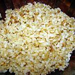 recette Riz brun tout simple