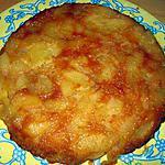 recette Gâteau renversé aux poires