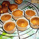 recette muffins aux pepite de chocolat